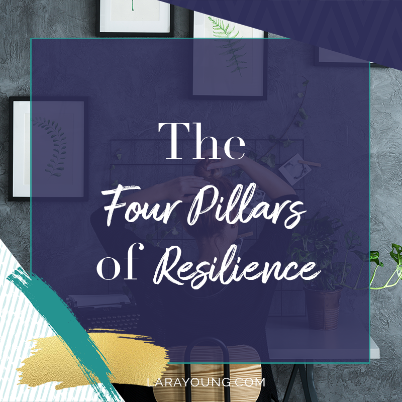 The Four Pillars of Resilience