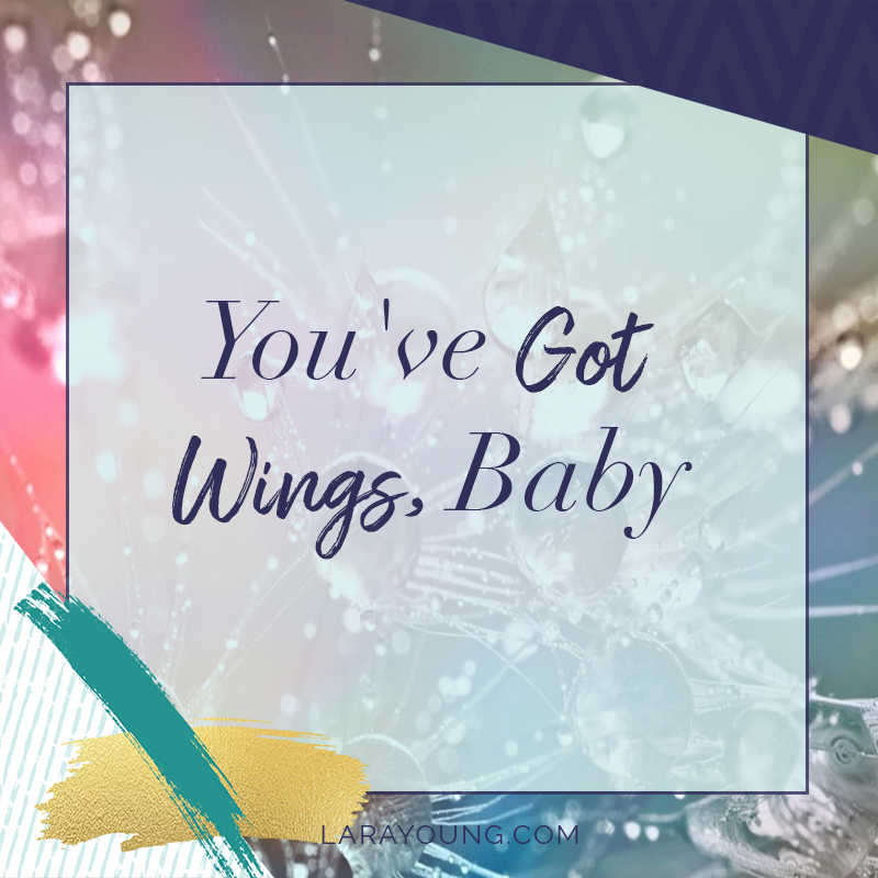 You've Got Wings, Baby