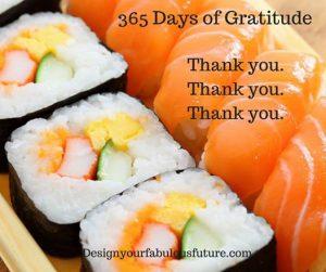 365 Days of Gratitude